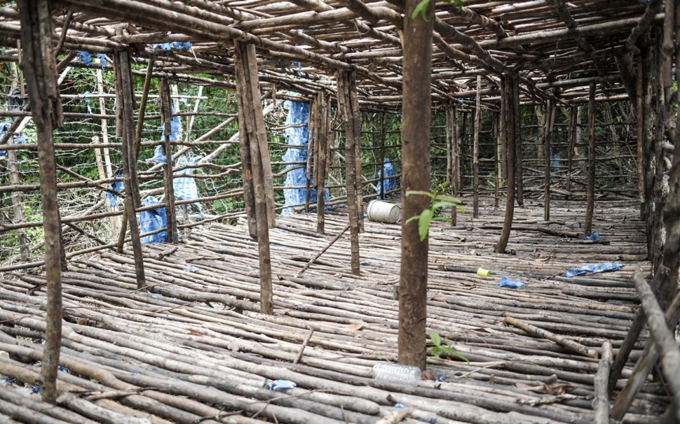 Bangladesh migrant camp Thailand