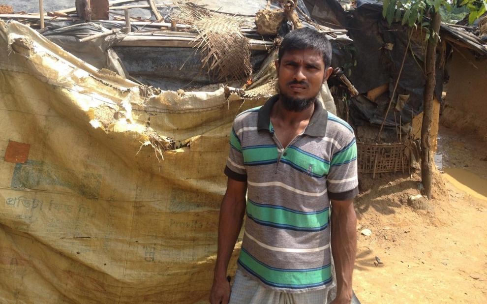 Rohingyas, Bangladesh Kutupalong