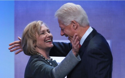 Thumbnail image for Husband Bill's legacy raked over as Hillary Clinton ramps up campaign