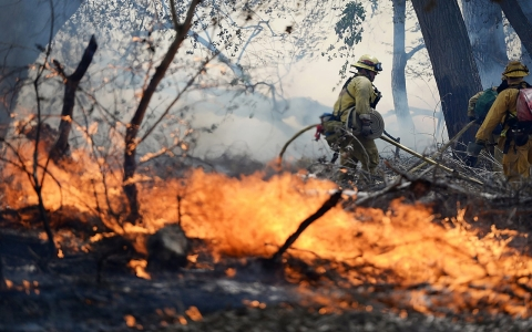 Thumbnail image for Native traditional methods revived to combat California drought, wildfires