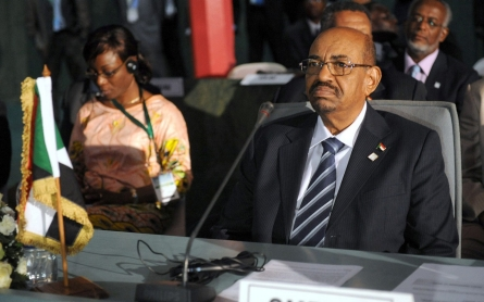 South Africa court blocks exit of Sudan's Bashir until ICC arrest hearing