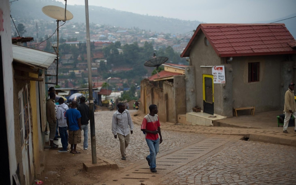 Image result for going for a walk in Rwanda