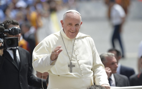 Thumbnail image for Leaked draft of pope's climate change encyclical calls for urgent action