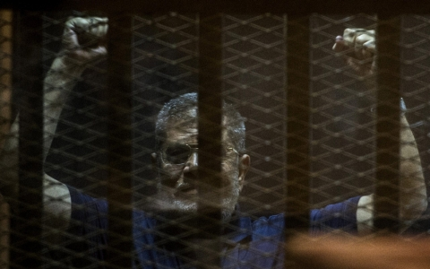 Thumbnail image for Will Egypt send Morsi to the gallows?