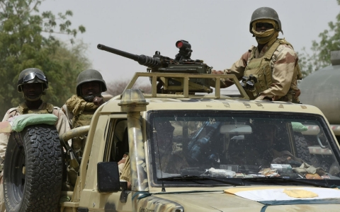 Thumbnail image for Bombs found in abandoned Boko Haram camp kill 63 in Nigeria