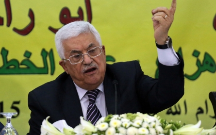 Palestinian Authority president to dissolve unity government