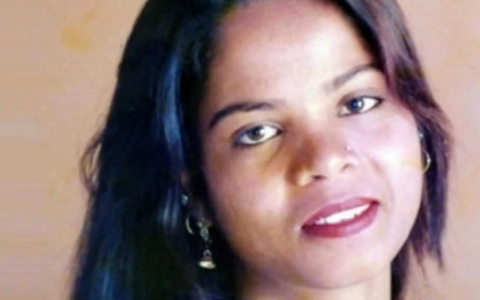 Aasia Noreen, more commonly known as Aasia Bibi, is the first woman on Pakistan's death row