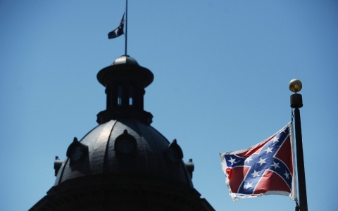 Thumbnail image for Activists say South Carolina should remove Confederate flag