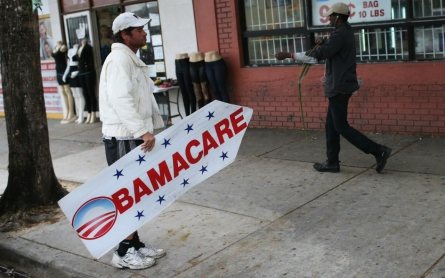 Forecasters: Repealing 'Obamacare' would raise US deficit