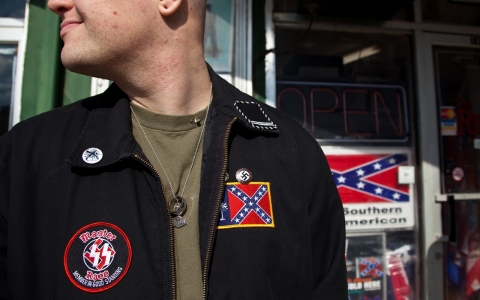 Thumbnail image for South Carolina has 19 active hate groups, monitor says