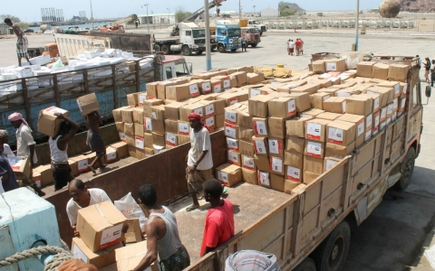 Thumbnail image for UN needs $1.6 billion for Yemen aid, warns of 'looming catastrophe'