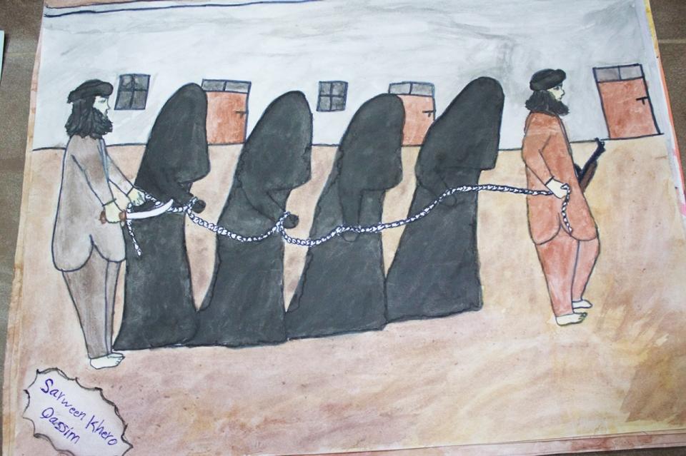 похищение продажа извательство насилее женщин