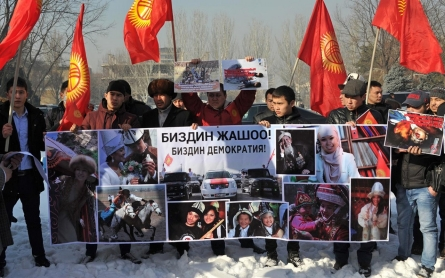 Anti-gay legislation in Kyrgyzstan prompts fear of Russian influence