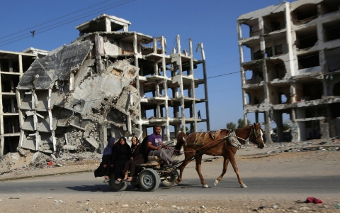 Thumbnail image for UN Gaza war crimes report may bolster Palestinians' ICC case, experts say
