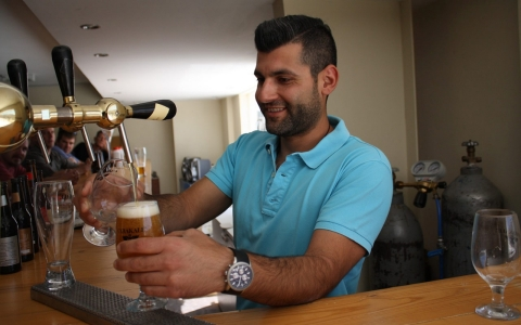 Thumbnail image for Jordan's craft brewery brings beer back to its birthplace