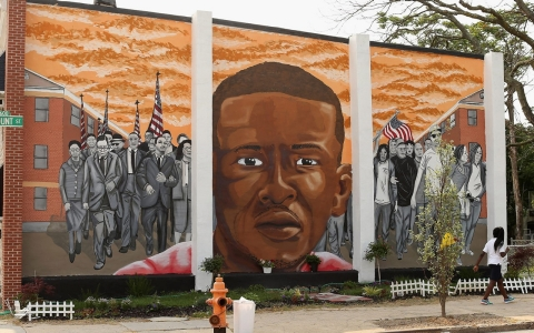 Thumbnail image for Report: Freddie Gray's death caused by 'high-energy injury'
