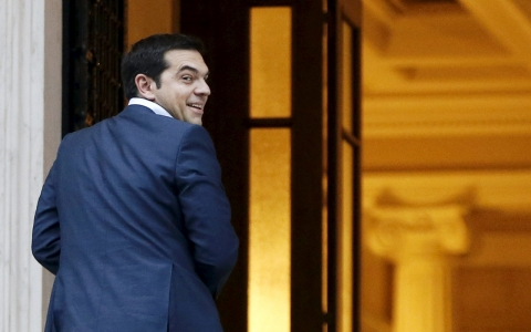 Thumbnail image for Greek prime minister puts bailout deal to referendum