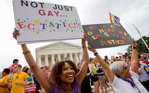 Supreme Court Ruling Makes Same-Sex Marriage a