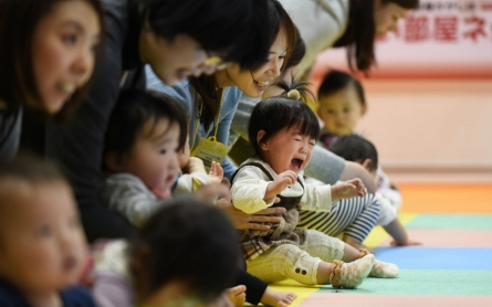 Work conditions for Japanese women may be affecting marriage, birth rates