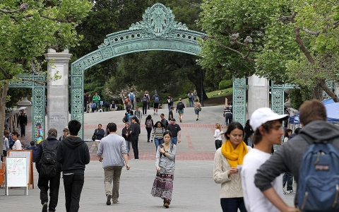 Thumbnail image for UC Berkeley sued over 'indifference' to sex assaults