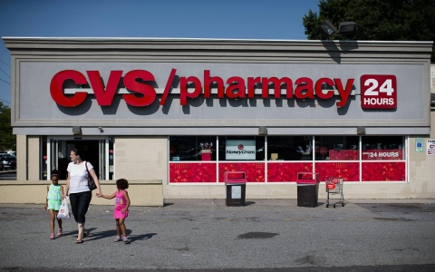 Thumbnail image for CVS sued over alleged targeting of black, Latino shoppers