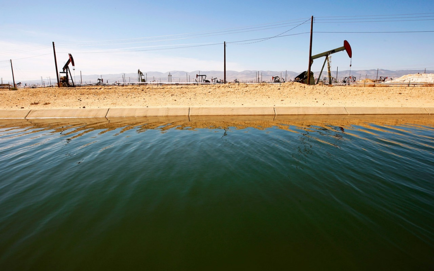 Epa Fracking Doesn T Systematically Pollute Water Al Jazeera America
