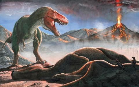 Dinosaurs: Death of the Dinosaur
