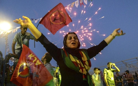 Thumbnail image for Kurdish election gains are 'historic' boost for inclusion in Turkey