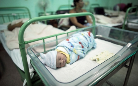 Thumbnail image for Cuba named first country to end mother-to-child HIV transmission