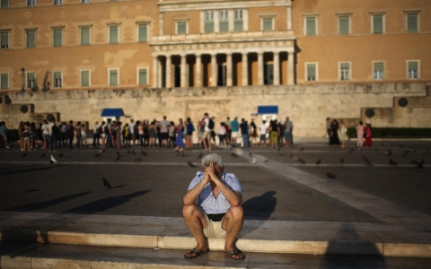 Thumbnail image for Greece's new deal: From austerity to 'austerity squared'
