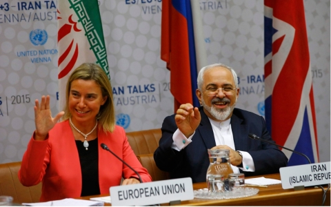 Thumbnail image for Iran, world powers strike historic nuclear deal