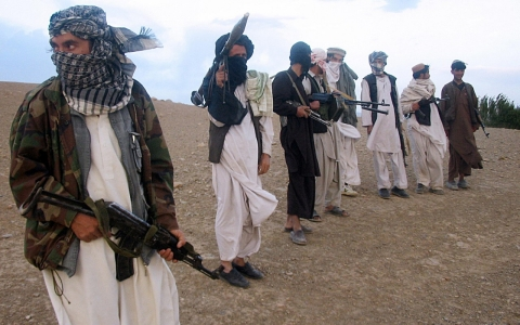 Thumbnail image for Afghan Taliban leader backs peace talks with Kabul officials