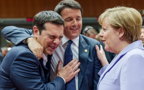 Thumbnail image for Backlash brews in Germany over Berlin's role in Greece debt talks