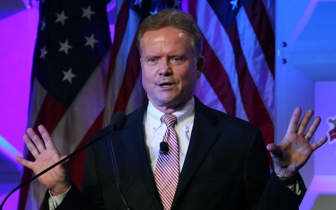 Thumbnail image for Former Sen. Jim Webb enters Democratic 2016 race