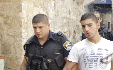 Thumbnail image for Palestinian youths face arrests without warning
