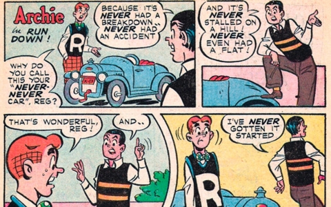 Thumbnail image for Tom Moore, 'Archie' cartoonist, dies