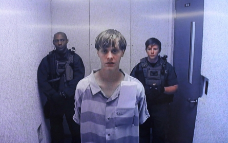 Charleston shooting suspect charged with federal hate crimes