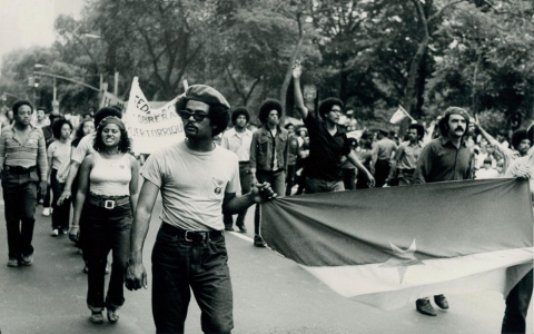 Presente, Young Lords, Exhibit, Puerto Rico, Museum