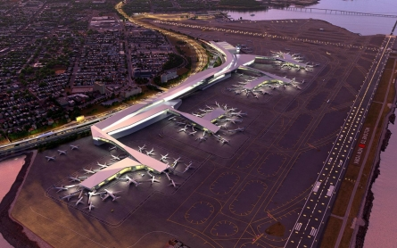 New York announces LaGuardia Airport overhaul