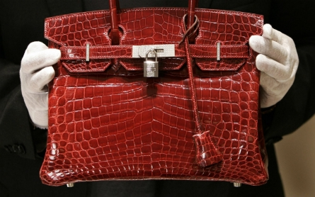 Jane Birkin asks Hermes to remove her name from croc handbag
