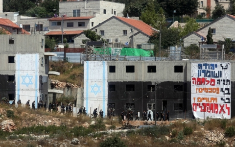 Thumbnail image for Israel approves settlement expansion amid backlash against demolitions