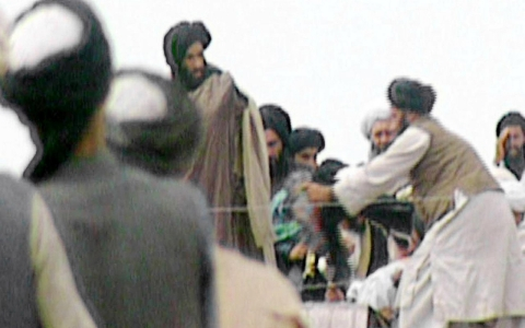 Thumbnail image for Taliban leader's death hobbles Afghan peace process