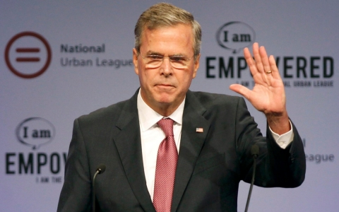 Thumbnail image for Bush super PAC leads field in donations, with massive haul from the rich