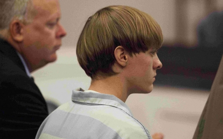 Church shooting suspect wants to plead guilty, pending capital decision