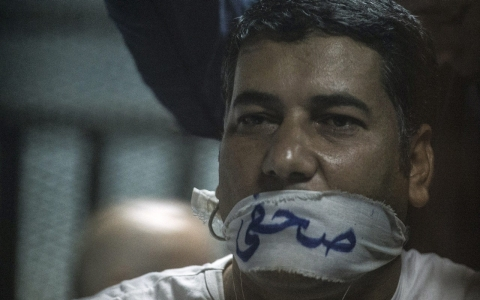 Thumbnail image for Egypt to imprison journalists who report 'false' death tolls