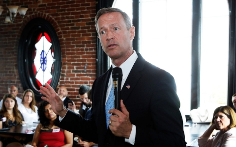 Thumbnail image for O'Malley unveils plan for reducing student debt