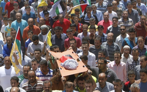 Thumbnail image for Why outrage over Palestinian baby's death is unlikely to spark an uprising