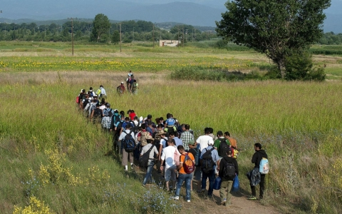 Thumbnail image for Balkan borders no obstacle to refugees fleeing conflicts
