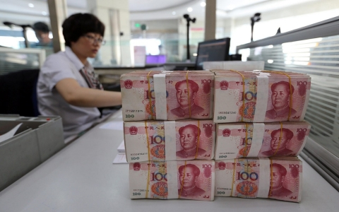 Thumbnail image for China devalues its currency amid trade slump