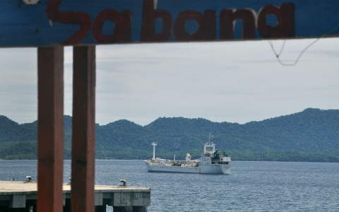Thumbnail image for Indonesia navy nabs cargo ship loaded with slave-caught fish